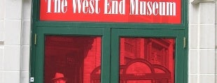 West End Museum is one of Boston.