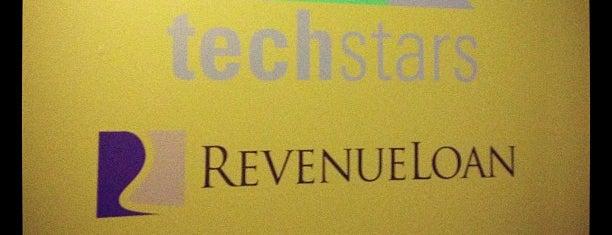 TechStars Seattle is one of Lieux qui ont plu à Matt.