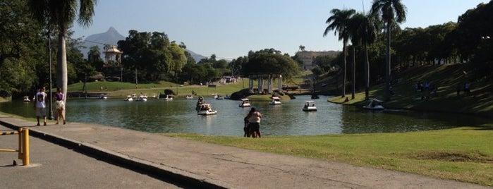 Quinta da Boa Vista is one of 10 melhores passeios com crianças.