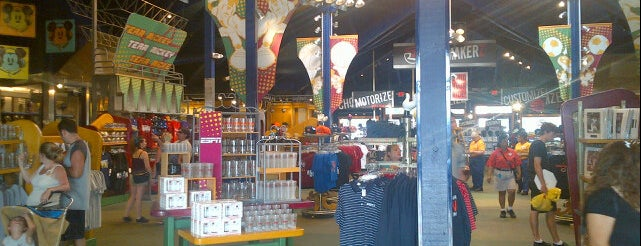 Pearl Factory is one of October 2014 Disney Trip.