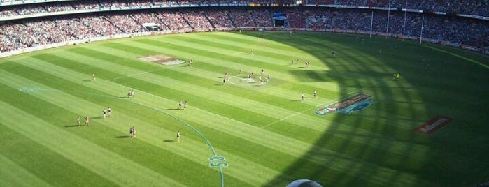 Melbourne Cricket Ground (MCG) is one of Best Stadiums.