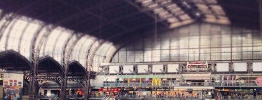 ハンブルク中央駅 is one of Yarışmayla Yap'ılanlar.