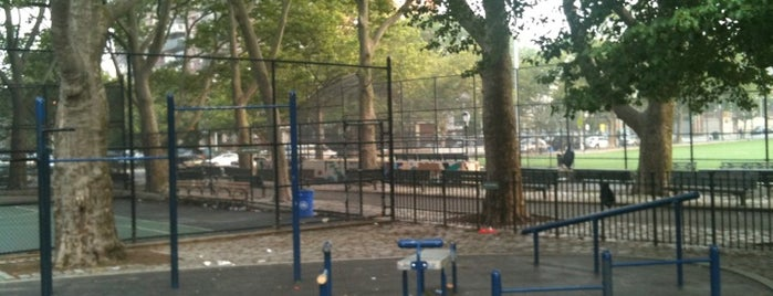 Sternberg Park is one of The Williamsburg List by Urban Compass.
