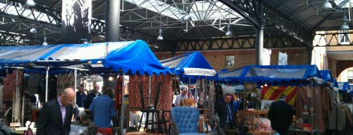 Old Spitalfields Market is one of London City Guide.