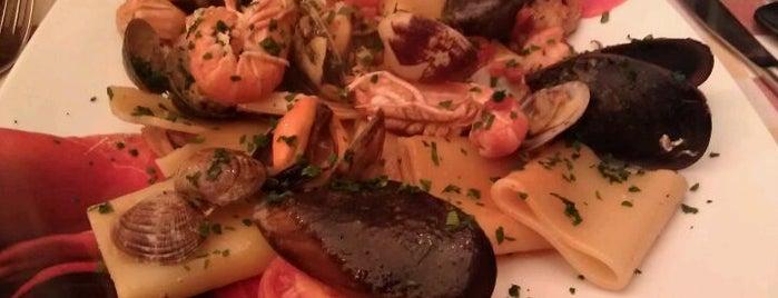 Antica Trattoria Il Ritrovo Degli Artisti is one of Cena, dinner, dîner, abendessen.