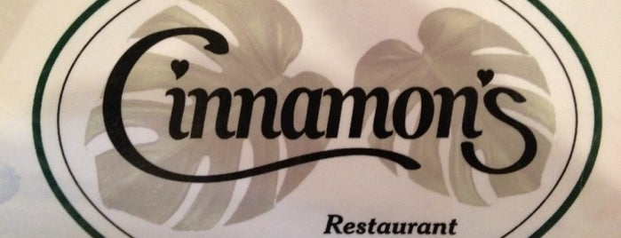 Cinnamon's Restaurant is one of Oahu: The Gathering Place.