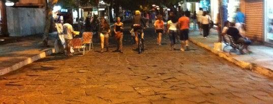 Rua das Pedras is one of Desafio dos 101.