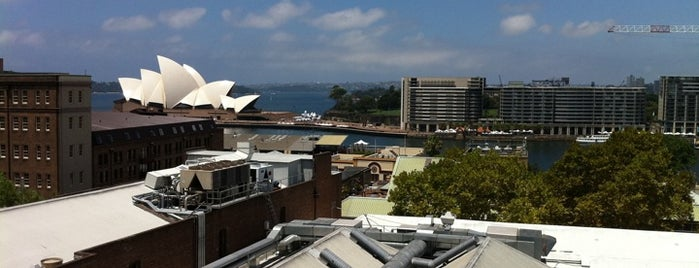 The Glenmore Rooftop Hotel is one of Sydney.