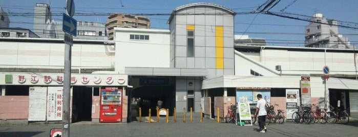 Noe Station (KH05) is one of 大阪市城東区.