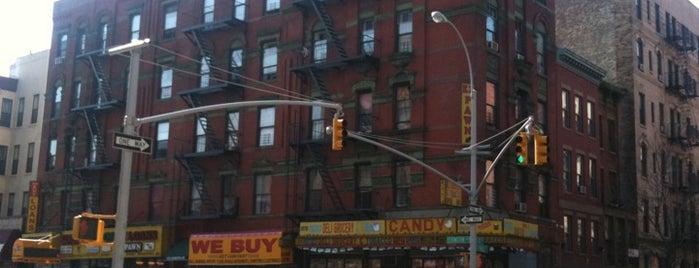 Harlem is one of Lugares favoritos de Héctor.