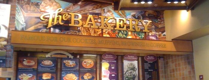 Paradise Bakery & Café is one of Lieux qui ont plu à Scott.