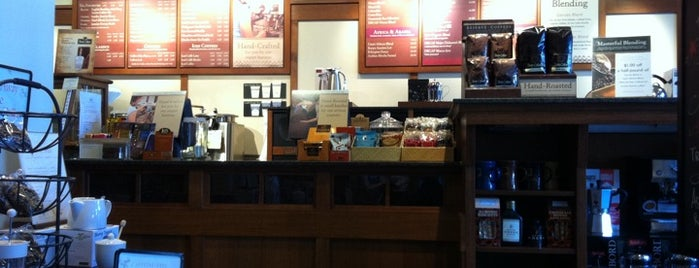 Peet's Coffee & Tea is one of California Favorites.