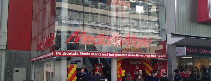 Media Markt is one of How to Jobs Badge, The Netherlands.