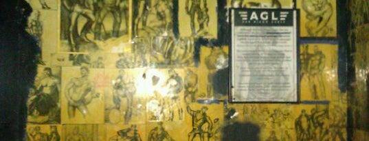 San Diego Eagle is one of San Diego Gay Bars.