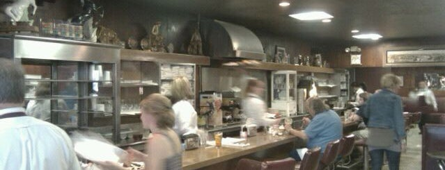 """Cattlemen's Steakhouse is one of """"Diners, Drive-Ins & Dives"""" (Part 2, KY - TN)."""