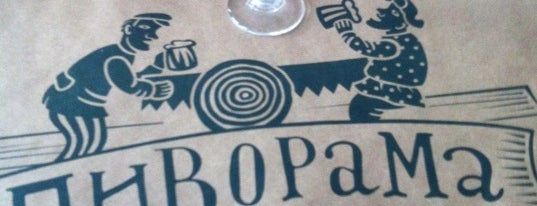 Пиворама is one of Pubs in Russia.