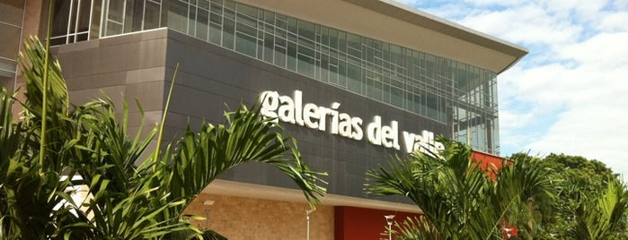 Mall Galerias del Valle is one of Top picks for Malls.