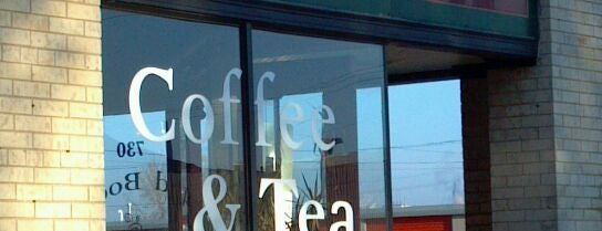 The Attic Books & Coffee is one of Green Bay.