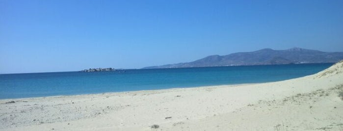 Plaka Beach is one of Greece.