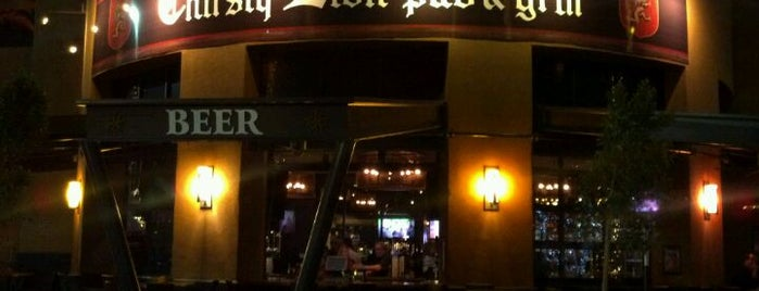 Thirsty Lion Pub & Grill is one of PHX Beer Bars.