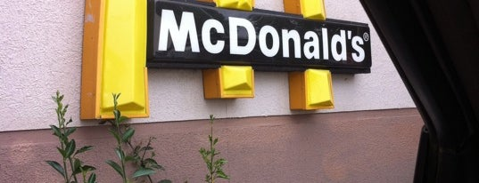 McDonald's is one of Paulina 님이 좋아한 장소.