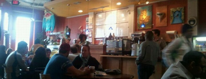 Joe's East Atlanta Coffee Shop is one of Top picks for Coffee Shops.