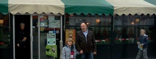 De Ballentent is one of Misset Horeca Café Top 100 2013.