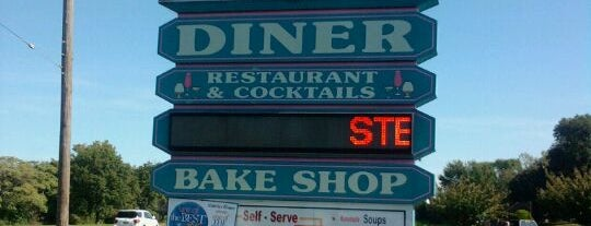 Golden Eagle Diner is one of New Jersey Diners.