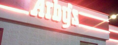 Arby's is one of Tempat yang Disukai Alan.