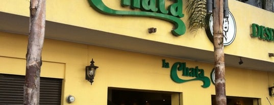 La Chata is one of Guadalajara.