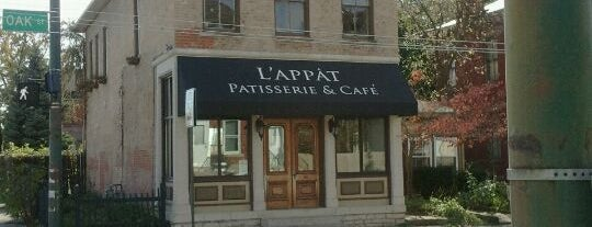 L'Appat Patisserie & Cafe is one of daTurk - Downtown Lunch (Independents).