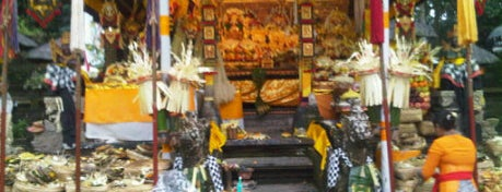 Pura Gunung Lebah - Tjampuhan Ubud is one of Bali.