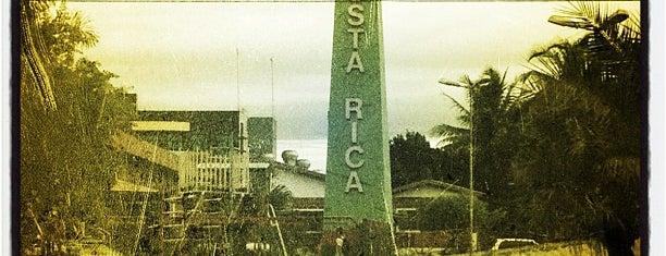 Costa Rica is one of Sedes de la Pasión Que Nos Une.