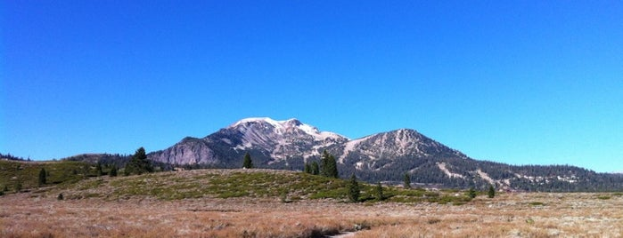 Mammoth Lakes, CA is one of Yosemite & Mammoth.
