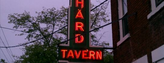 Orchard Tavern is one of NY Region Old-Timey Bars, Cafes, and Restaurants.