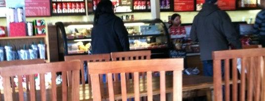 Starbucks is one of Posti che sono piaciuti a Dave.