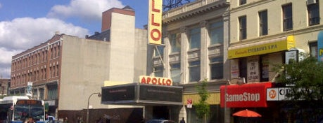 Apollo Theater is one of A faire à New-York en une semaine.