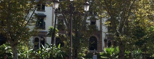 Hotel Alfonso XIII is one of Escenarios de película en Sevilla | Film locations.