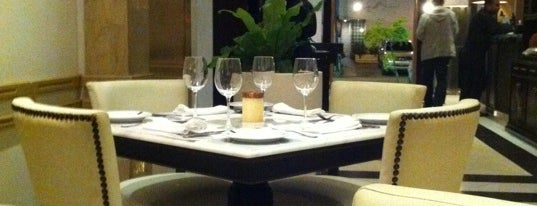 Barriott Ristorante Lounge is one of South America.