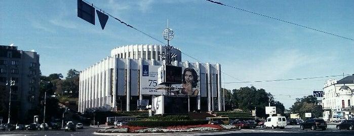 Европейская площадь is one of Kiev_travel.