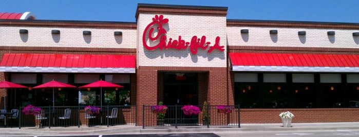 Fil A Is One Of The 15 Best Places For Breakfast Food In
