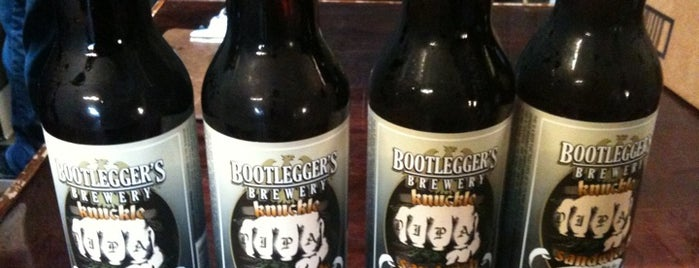 Bootlegger's Brewery is one of Craft Beer in LA.