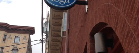 YogaWorks Midtown is one of City Paper's :Goods & Services: Readers Poll '12.