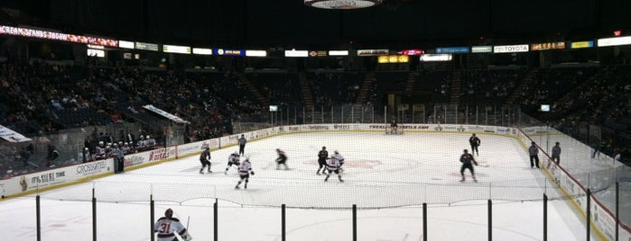 Times Union Center is one of Sporting Venues~Part 2....