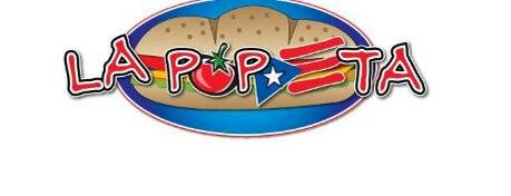 La Popeta is one of Food and Bars.