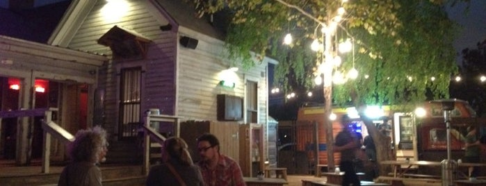 Lustre Pearl Bar is one of Austin Pubs & Bars.