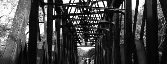 Railway Bridge (Bukit Timah Rd / Dunearn Rd) is one of Trek Across Singapore.