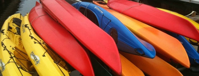 Charles River Canoe & Kayak is one of BUcket List.