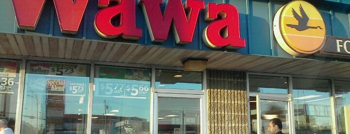 Wawa is one of tangeeさんのお気に入りスポット.