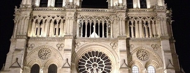 Cattedrale di Notre-Dame is one of Paris Mon Amour!.